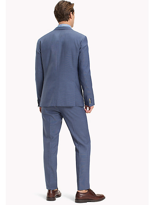 TOMMY HILFIGER Tailored Virgin Wool Slim Fit Suit - 425 - TOMMY HILFIGER Clothing - detail image 1