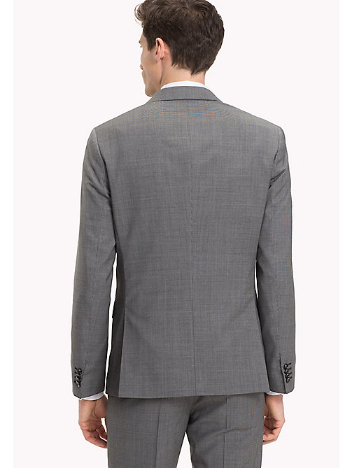 TOMMY HILFIGER Houndstooth Suit Separate Blazer - 025 - TOMMY HILFIGER Suit Separates - detail image 1