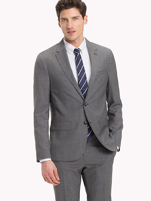 TOMMY HILFIGER Houndstooth Suit Separate Blazer - 025 - TOMMY HILFIGER Suit Separates - main image
