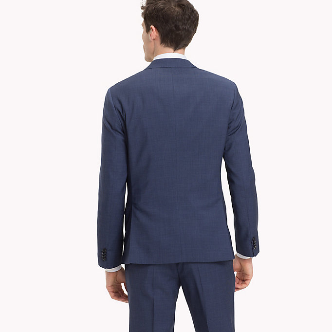 TOMMY HILFIGER Houndstooth Suit Separate Blazer - 025 - TOMMY HILFIGER Men - detail image 1