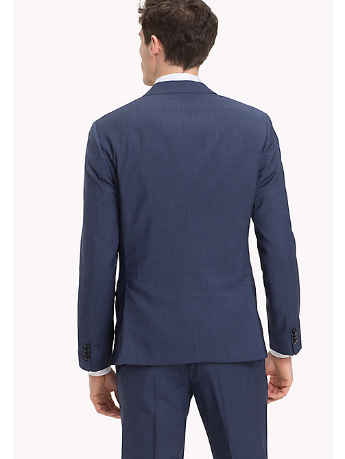 TOMMY HILFIGER Houndstooth Suit Separate Blazer - 425 - TOMMY HILFIGER Men - detail image 1