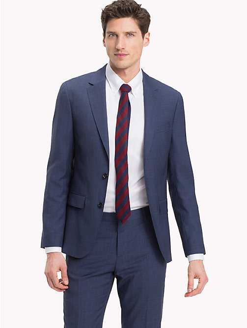TOMMY HILFIGER Houndstooth Suit Separate Blazer - 425 - TOMMY HILFIGER Men - main image