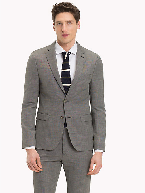 TOMMY HILFIGER Extra Slim Fit Suit Blazer - 025 - TOMMY HILFIGER Clothing - main image