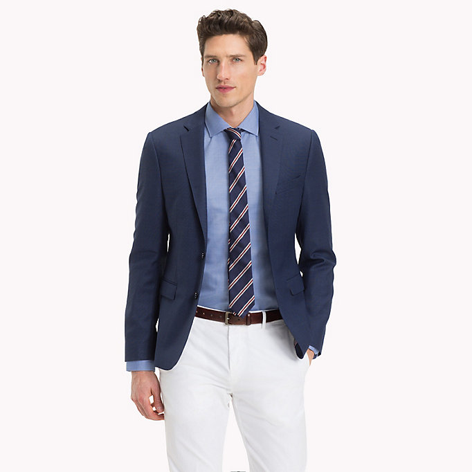 TOMMY HILFIGER Extra Slim Fit Suit Blazer - 025 - TOMMY HILFIGER Men - main image