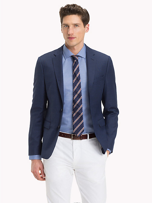 TOMMY HILFIGER Extra Slim Fit Suit Blazer - 425 - TOMMY HILFIGER Men - main image