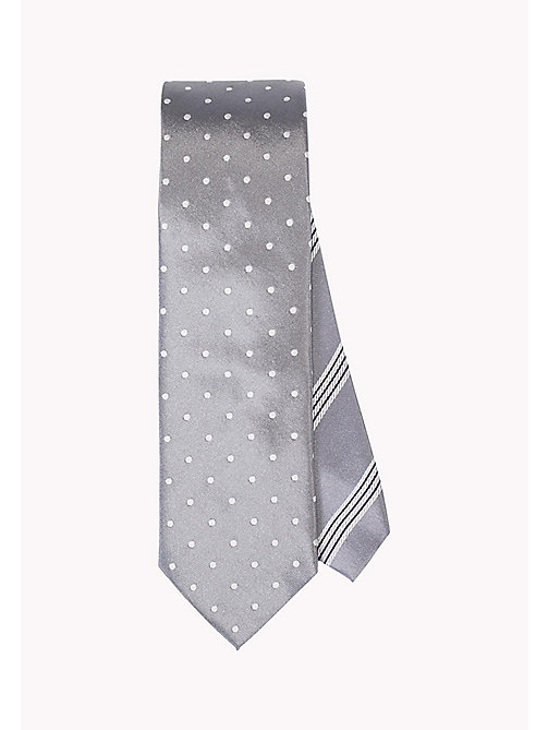 TOMMY HILFIGER Dotted Silk Tie - 005? 005 - TOMMY HILFIGER Ties & Pocket Squares - main image