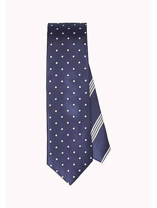 TOMMY HILFIGER Dotted Silk Tie - 428? 428 - TOMMY HILFIGER Ties & Pocket Squares - main image