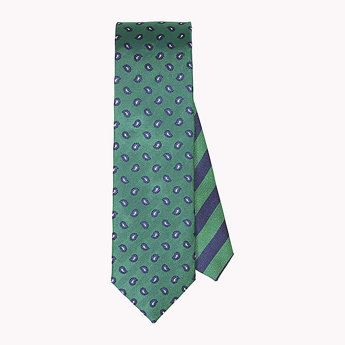 TOMMY HILFIGER Silk Tie - 428 - TOMMY HILFIGER Men - main image
