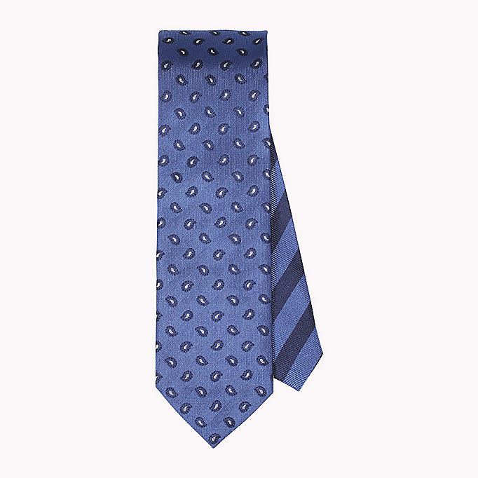 TOMMY HILFIGER Silk Tie - 615 - TOMMY HILFIGER Men - main image
