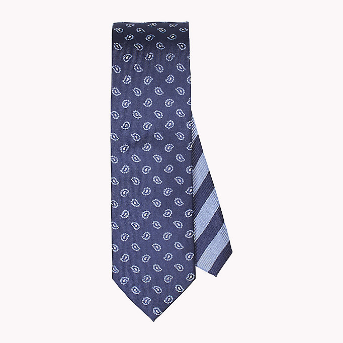 TOMMY HILFIGER Silk Tie - 804 - TOMMY HILFIGER Men - main image