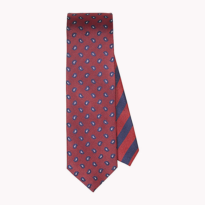 TOMMY HILFIGER Silk Tie - 303 - TOMMY HILFIGER Men - main image