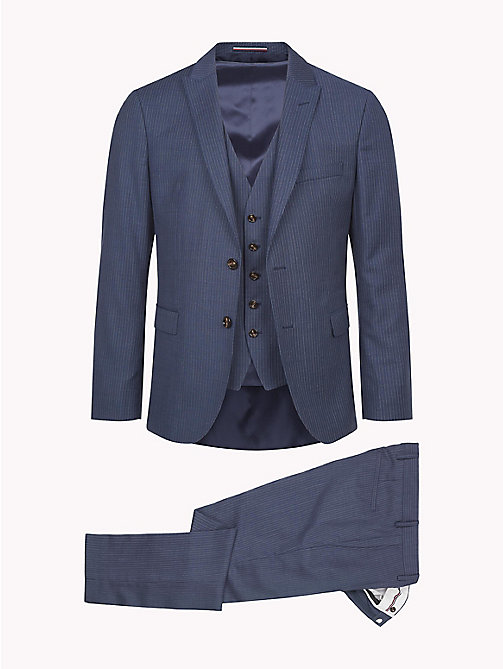 TOMMY HILFIGER Three Piece Suit - 422 - TOMMY HILFIGER Fitted - detail image 1