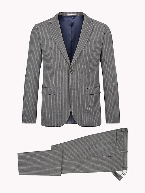 TOMMY HILFIGER Two Piece Pinstripe Suit - 016 - TOMMY HILFIGER Suits & Tailored - detail image 1