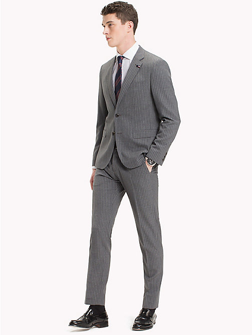 TOMMY HILFIGER Two Piece Pinstripe Suit - 016 - TOMMY HILFIGER What to Wear - main image