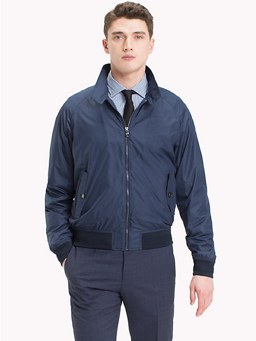 TOMMY HILFIGER Packable Harrington Jacket - 429 - TOMMY HILFIGER TOMMY'S PADDOCK - main image