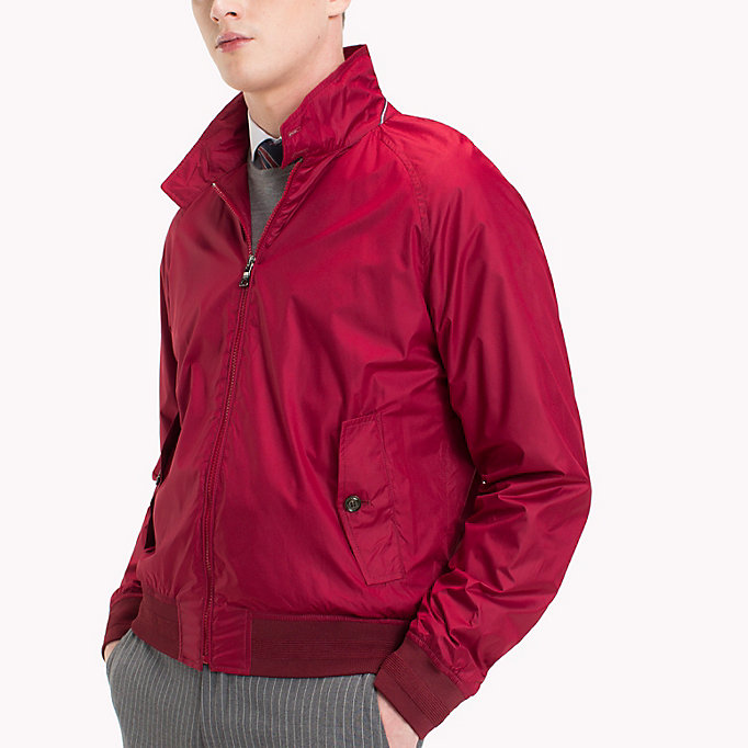 TOMMY HILFIGER Packable Harrington Jacket - 429 - TOMMY HILFIGER Men - detail image 3
