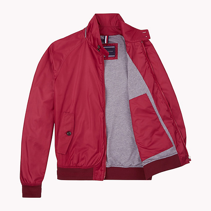 TOMMY HILFIGER Packable Harrington Jacket - 429 - TOMMY HILFIGER Men - detail image 4