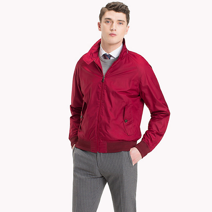 TOMMY HILFIGER Packable Harrington Jacket - 429 - TOMMY HILFIGER Men - main image