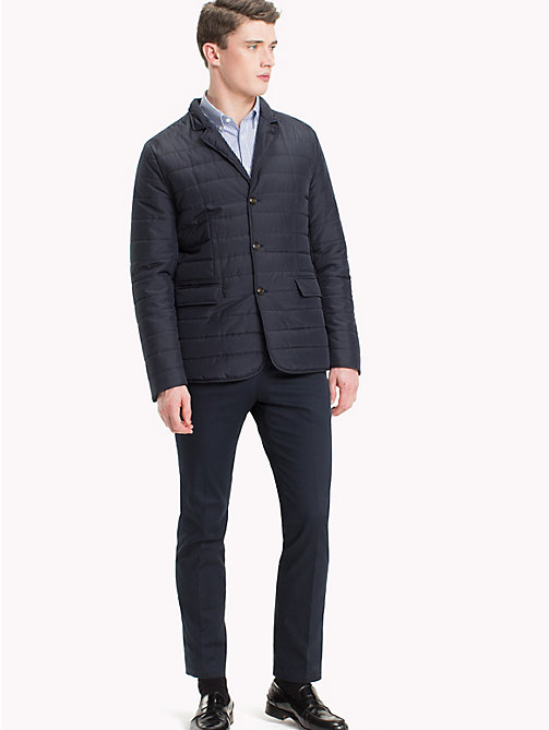 TOMMY HILFIGER Quilted Blazer - 429 - TOMMY HILFIGER Jackets - main image