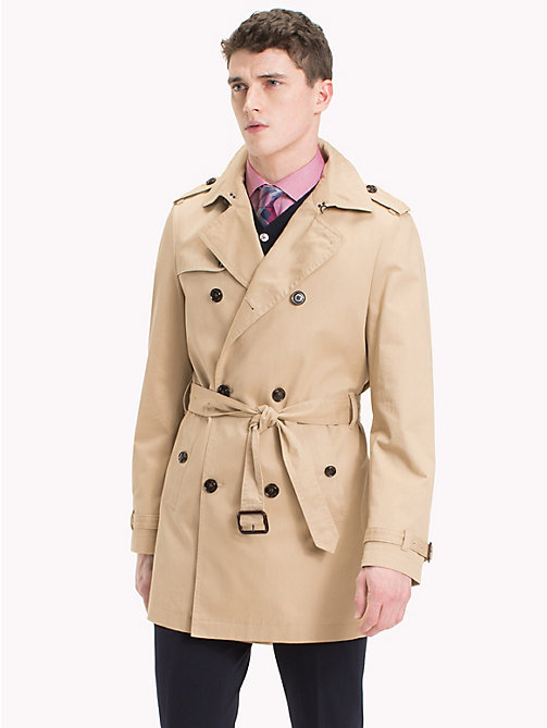 TOMMY HILFIGER Trench Coat - 203 - TOMMY HILFIGER Coats - main image