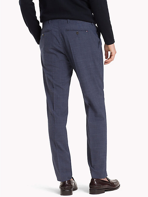 TOMMY HILFIGER Slim Fit Trousers - 427 - TOMMY HILFIGER Suits & Tailored - detail image 1