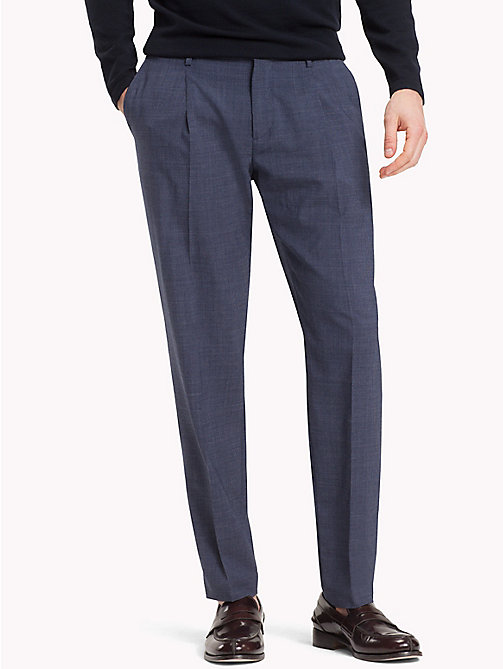 TOMMY HILFIGER Slim Fit Trousers - 427 - TOMMY HILFIGER Suits & Tailored - main image