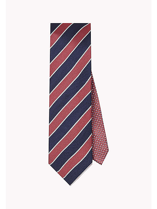 TOMMY HILFIGER Stripe Tie - 616 - TOMMY HILFIGER Bags & Accessories - main image