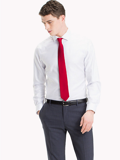 TOMMY HILFIGER Kariertes Slim Fit Hemd - 100 - TOMMY HILFIGER Businesshemden - main image 1