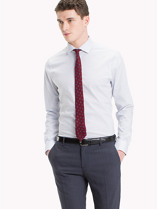 TOMMY HILFIGER Slim Fit Shirt - 216 - TOMMY HILFIGER Formal Shirts - detail image 1
