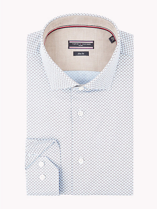 TOMMY HILFIGER Slim Fit Shirt - 216 - TOMMY HILFIGER Formal Shirts - main image