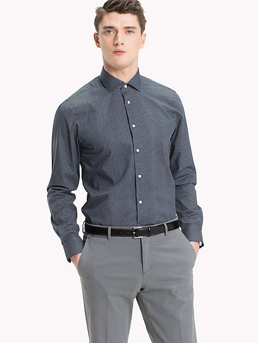 TOMMY HILFIGER Slim Fit Hemd - 428 - TOMMY HILFIGER Businesshemden - main image 1