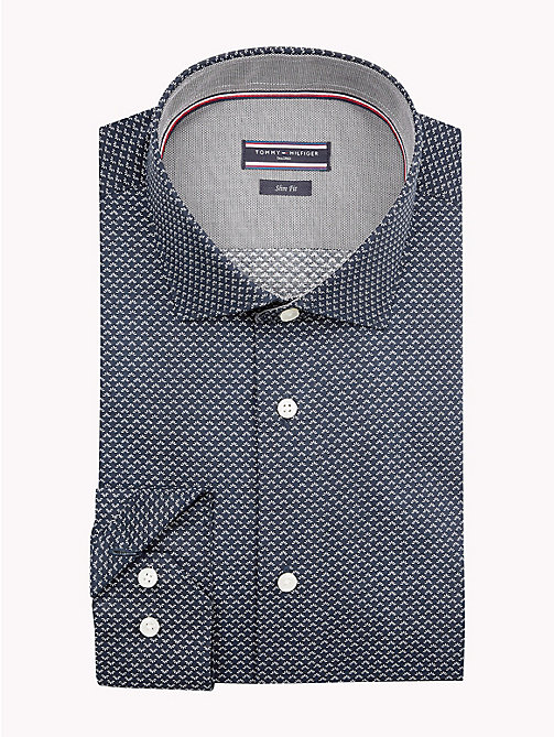 TOMMY HILFIGER Slim Fit Shirt - 428 - TOMMY HILFIGER Formal Shirts - main image