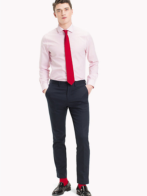 TOMMY HILFIGER Slim Fit Hemd - 616 - TOMMY HILFIGER Businesshemden - main image 1