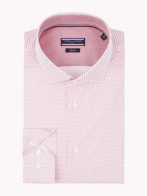 TOMMY HILFIGER Slim Fit Shirt - 616 - TOMMY HILFIGER Formal Shirts - main image