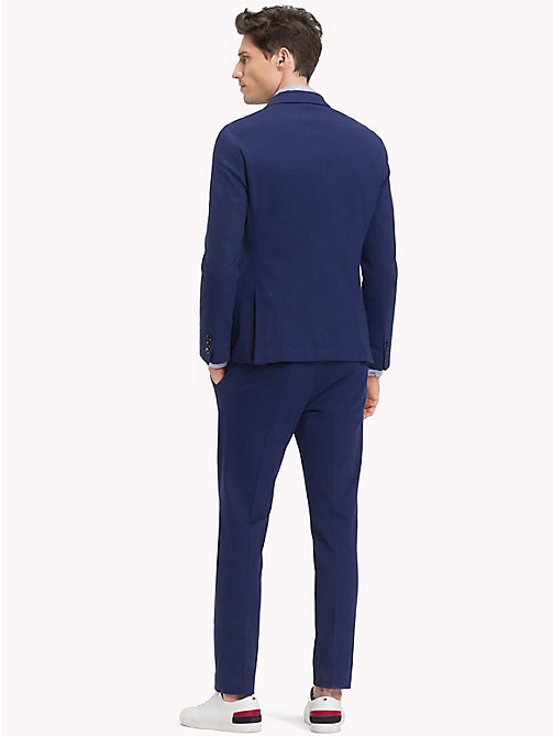 TOMMY HILFIGER Single Breasted Slim Fit Suit - 423 - TOMMY HILFIGER What to Wear - detail image 1