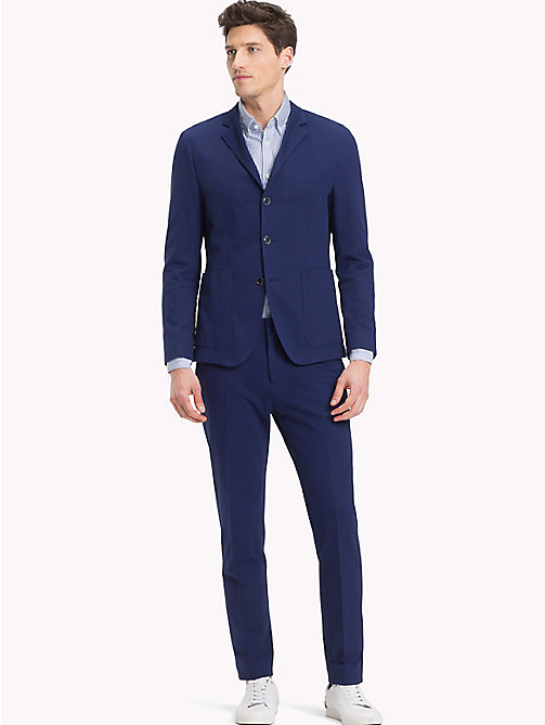 TOMMY HILFIGER Single Breasted Slim Fit Suit - 423 - TOMMY HILFIGER Clothing - main image
