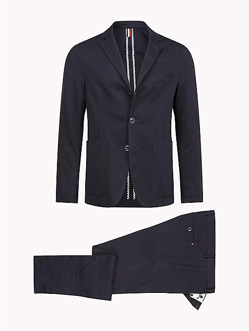 TOMMY HILFIGER Single Breasted Slim Fit Suit - 427 - TOMMY HILFIGER Clothing - detail image 1