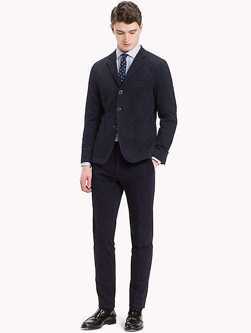 TOMMY HILFIGER Single Breasted Slim Fit Suit - 427 - TOMMY HILFIGER Fitted - main image