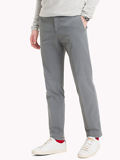TOMMY HILFIGER Tapered Trousers - 016 - TOMMY HILFIGER Trousers & Shorts - main image
