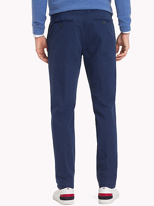 TOMMY HILFIGER Tapered Trousers - 423 - TOMMY HILFIGER Trousers - detail image 1