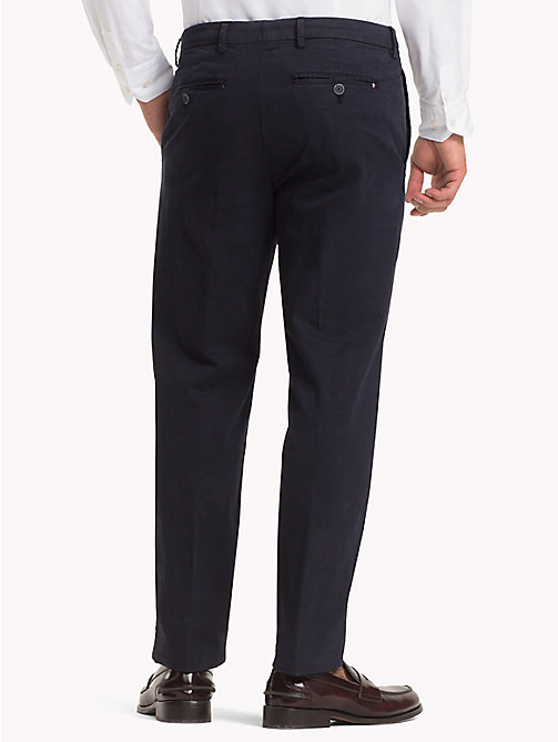 TOMMY HILFIGER Tapered Trousers - 427 - TOMMY HILFIGER Formal Trousers - detail image 1