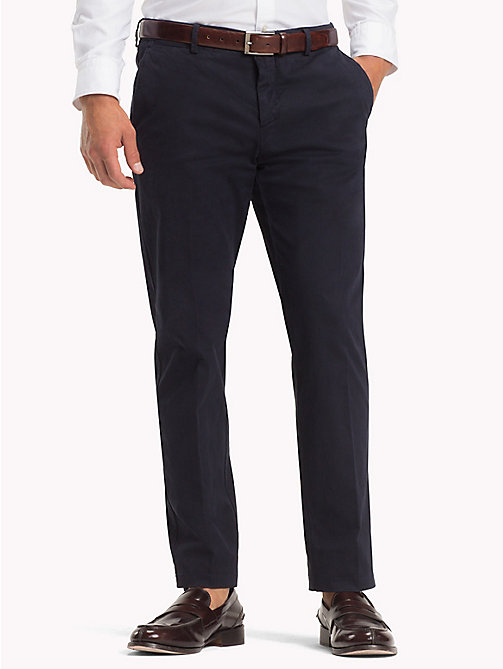 TOMMY HILFIGER Tapered Trousers - 427 - TOMMY HILFIGER Suits & Tailored - main image