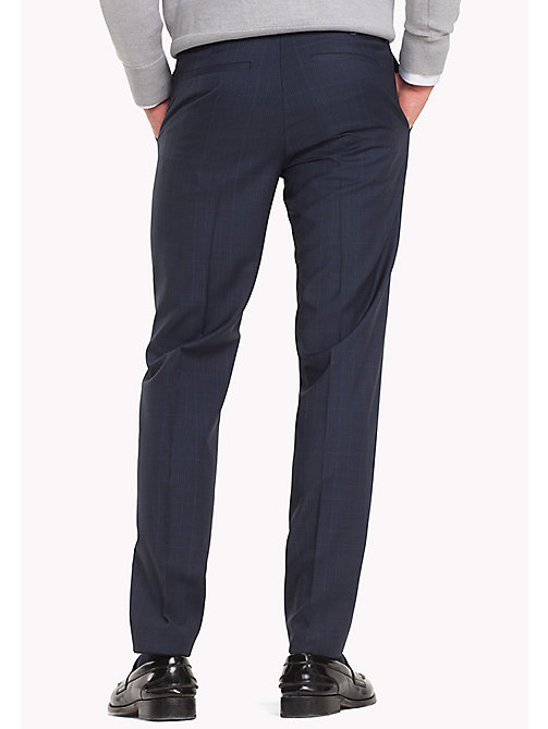 TOMMY HILFIGER Slim Fit Suit Separate Trousers - 427 - TOMMY HILFIGER Men - detail image 1