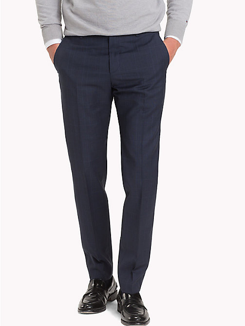 TOMMY HILFIGER Slim Fit Suit Separate Trousers - 427 - TOMMY HILFIGER Men - main image