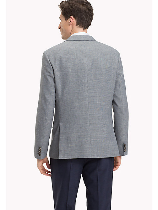 TOMMY HILFIGER Fitted Two-Button Suit Blazer - 010 - TOMMY HILFIGER Suits & Tailored - detail image 1