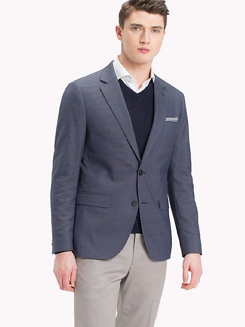 TOMMY HILFIGER Fitted Separate Blazer - 427 - TOMMY HILFIGER Suits & Tailored - main image