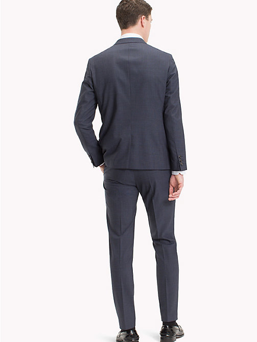 TOMMY HILFIGER Slim Fit Wool Suit - 427 - TOMMY HILFIGER What to Wear - detail image 1