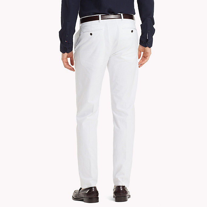 TOMMY HILFIGER Slim Fit Trousers - 618 - TOMMY HILFIGER Men - detail image 1