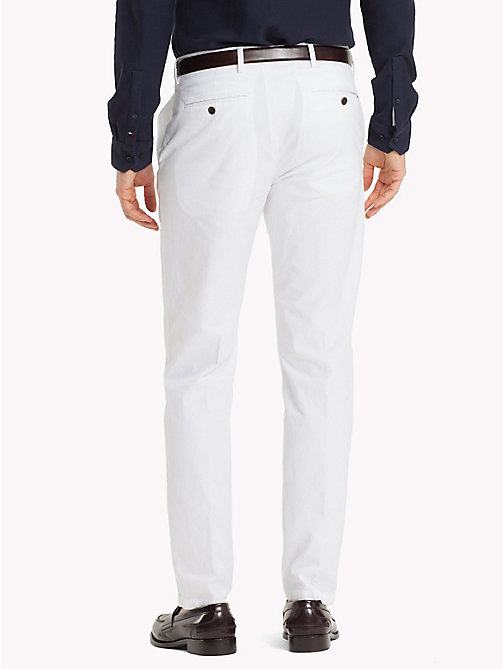 TOMMY HILFIGER Slim Fit Trousers - 100 - TOMMY HILFIGER What to Wear - detail image 1