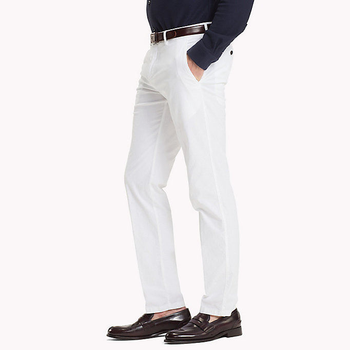 TOMMY HILFIGER Slim Fit Trousers - 618 - TOMMY HILFIGER Men - detail image 2